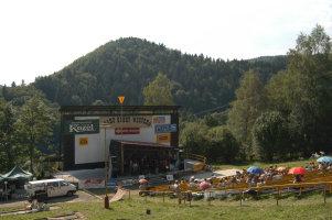 Areál festivalu