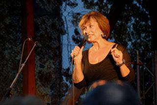 Petra Černocká (Foto: Gympleři)