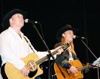 Petr Kocman  a Allan Mikušek (SMT 2005, Foto: Jiří Konc)
