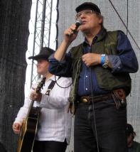 Petr Kocman a Honza Vyčítal (SMT 2005, Foto: Růžena Urbanová)