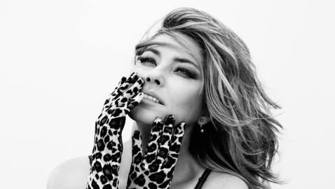 Shania Twain vystoupí v sobotu 6. října 2018 v Praze