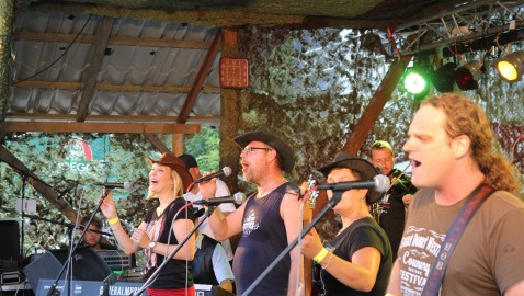 Na STARÉM DOBRÉM WESTERNU uslyšíme country kapely z valašského regionu