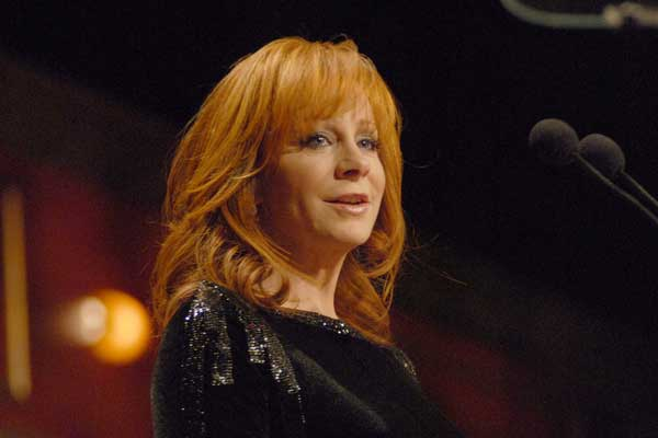 Reba McEntire na ceremoniálu National Radio Hall Of Fame 2010 (Foto: Daniel Locke / PR Photos)