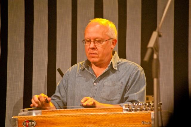 Jiří Zima, koncert Honzy Vyčítala a skupiny Greenhorns, Praha, Divadlo ABC 21.10.2012 (Foto: Jiří Konc / CountryWorld.cz)