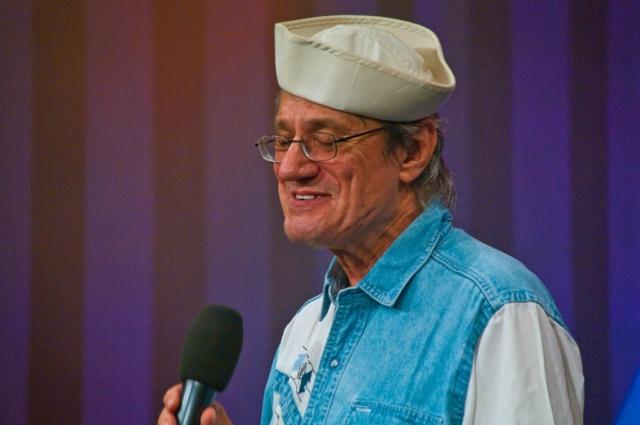 Honza Vyčítal, koncert Honzy Vyčítala a skupiny Greenhorns, Praha, Divadlo ABC 21.10.2012 (Foto: Jiří Konc / CountryWorld.cz)