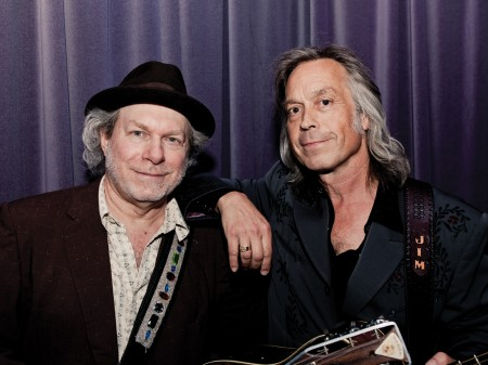 Buddy Miller a Jim Lauderdale (Foto: Paul Moore New West Records)