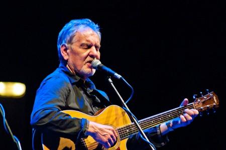 Wabi Daněk vystoupil před Krisem Kristoffersonem, Praha, Kongresové centrum, 29.11.2012 (Foto: Jiří Konc / CountryWorld.cz)