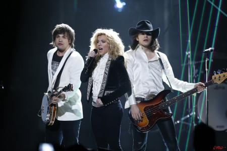 The Band Perry, 46. ročník CMA Awards, 1.11.2012, Nashville (Foto: CMA)