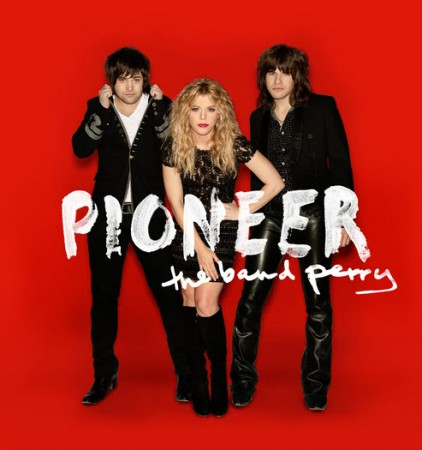 The Band Perry: Pioneer - Target edition (Foto: Target)