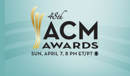 ACM Awards 2013 logo