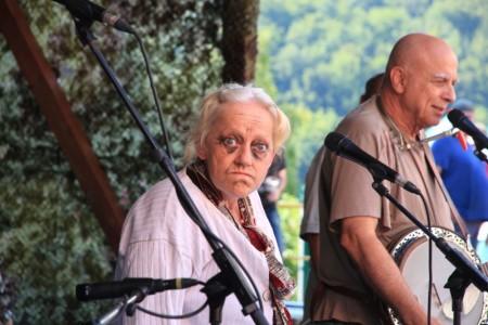 STARÝ DOBRÝ WESTERN 2013 - Kalamity Jane - Lenka Šindelářová (Foto: Leona Brázdilová / Gympleři)