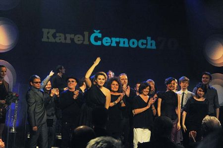 Karel Černoch 70 (foto: A. Pajer)