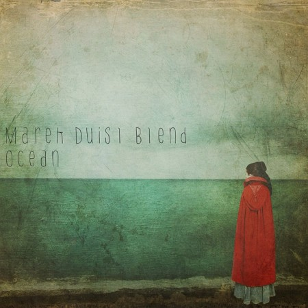 Marek Dusil Blend - Ocean (obal CD)