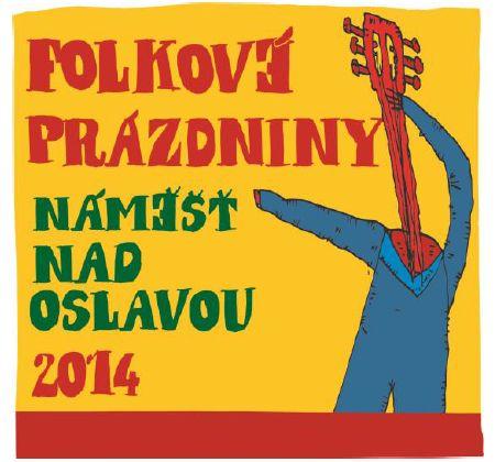 Folkové prázdniny 2014