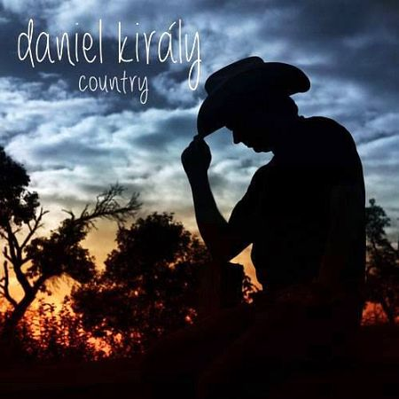 Daniel Király - Country (obal CD)