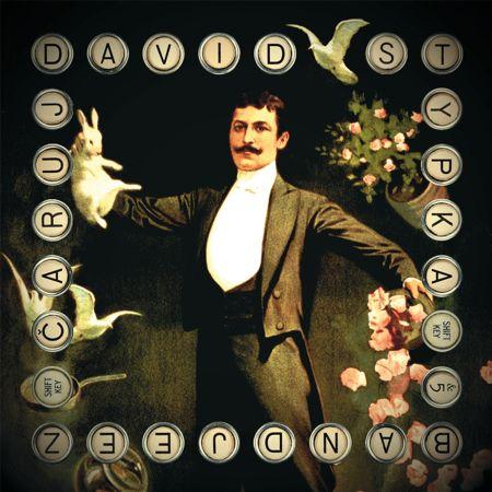 David Stypka - Čaruj (obal CD)