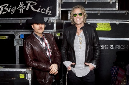 Big & Rich (Foto: Webster & Associates)