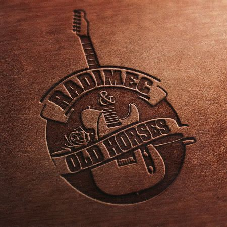 Radimec & Old Horses (obal CD)