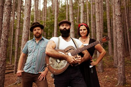 The Reverend Payton's Big Damn Band