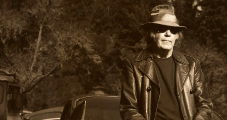 Neil Young (Foto: Danny Clinch / Warner Bros.)