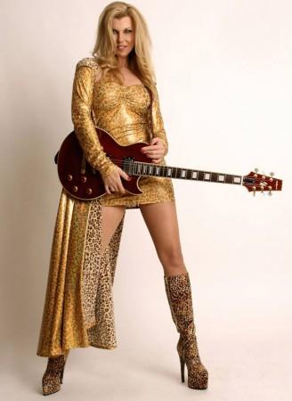 Gabriela Goldová - Gold of Shania Twain (Foto: Jiří Blahoslav Bláha / Gold of Shania Twain)