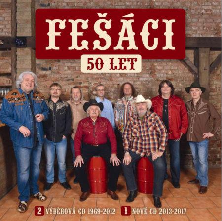 Fešáci 50 let (Foto: Supraphon)