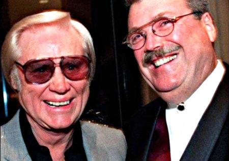 Norro Wilson (vpravo) a George Jones (Foto: archiv George Jonese/Facebook)
