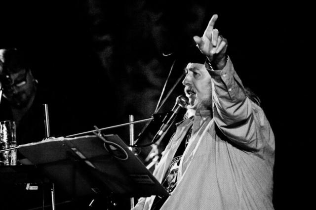 Tomáš Linka a Přímá linka - Večer Modrýho Berouna na téma 50 let White Stars, 5.9.2018 (Foto: Jiří Konc/CountryWorld.cz)