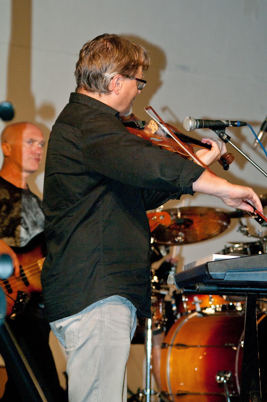 Miroslav Roček (Přímá linka) - Večer Modrýho Berouna na téma 50 let White Stars, 5.9.2018 (Foto: Jiří Konc/CountryWorld.cz)