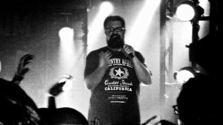 Rob Lundquist, Home Free, Futurum Music Bar Praha, 8.9.2018 (Foto: Jiří Konc)